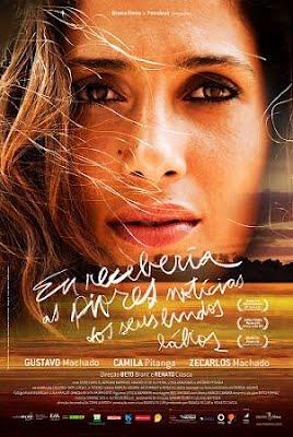 filme eu receberia as piores notícias dos seus lindos lábios poster cartaz camila pitanga