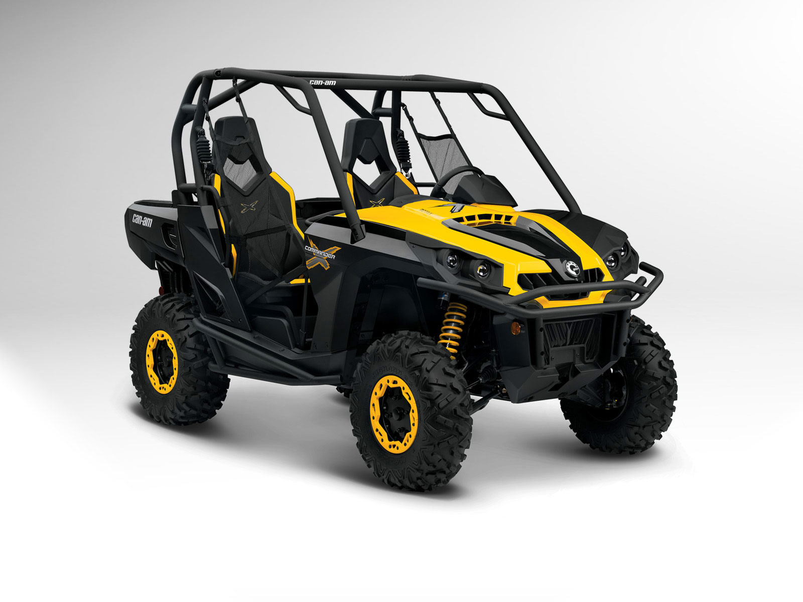 2012 Can-Am Commander 1000X ATV pictures 5
