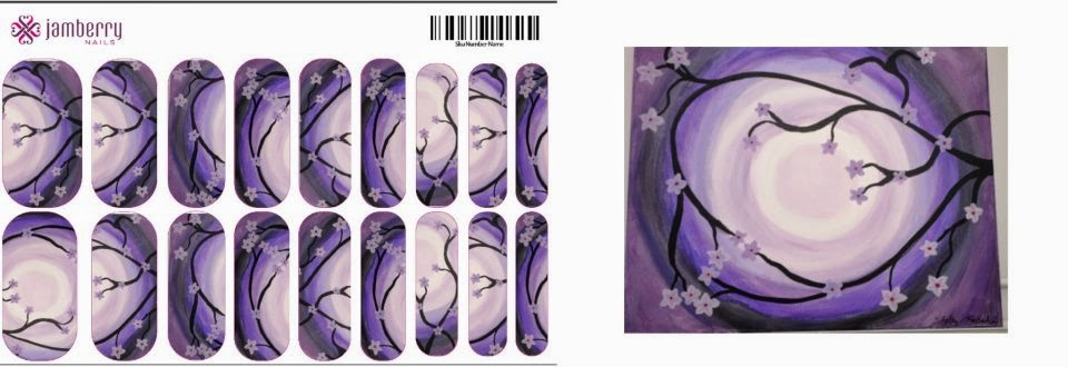 Nail Nymph ~ Jamberry Nail Wraps~ A magical journey: NAIL ART STUDIO