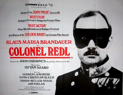 Colonel Redl • Oberst Redl (1985)