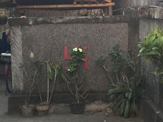 Bona Village. Bali. Esvástica.