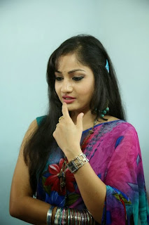 Acress Madhavi Latha Latest Saree Pictures at Shiva Sai Reddy Pure Ghee Sweetes Launch  0047.jpg