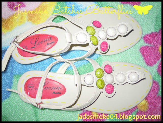 Bata Leena Sandals