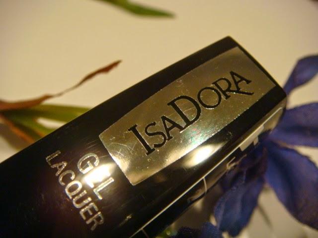 Gel Nail Laquer de IsaDora