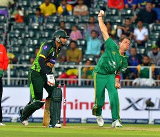 Pakistan tour South Africa 2nd T20, Pak vs SA scores 2013,