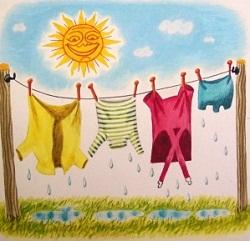 Tehnik Mencuci Pakaian yang Benar