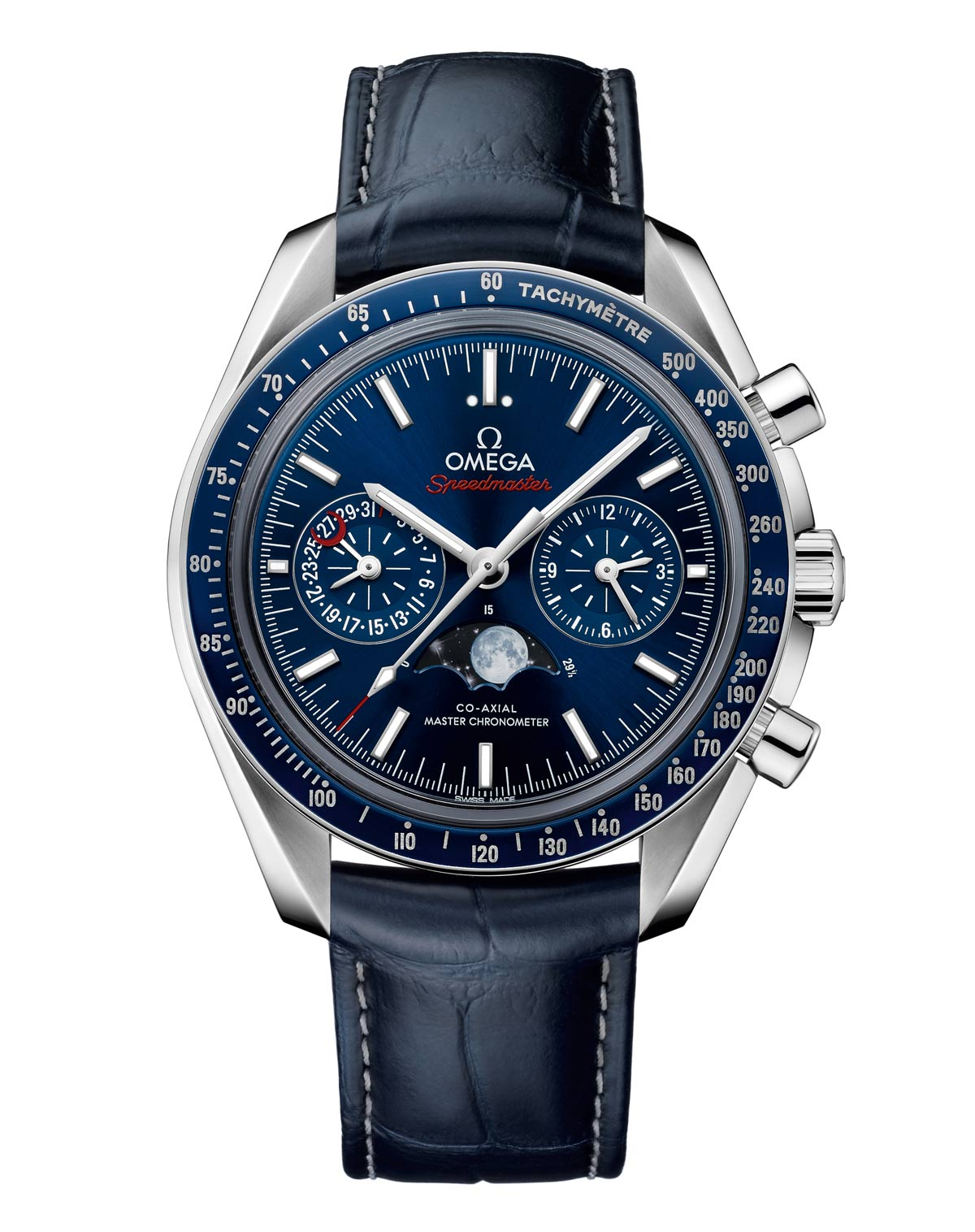 Omega speedmaster moonphase chronograph master chronometer time and watches for Omega watch speedmaster
