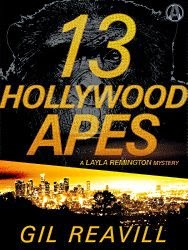 13 Hollywood Apes cover