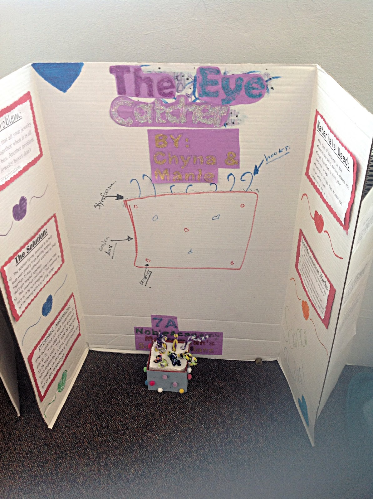 ms hermans amazing science classroom 7th 8th grades invention convention
