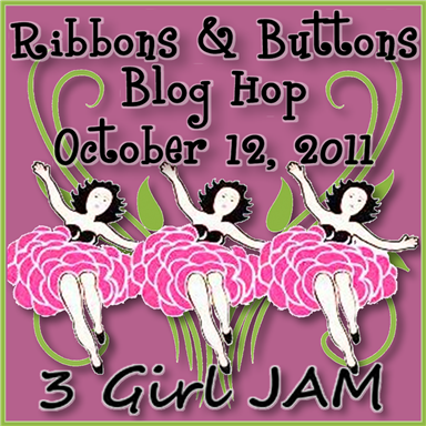 Ribbons & Buttons Hop