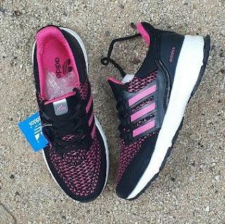 Sepatu Sport wanita, sepatu joging