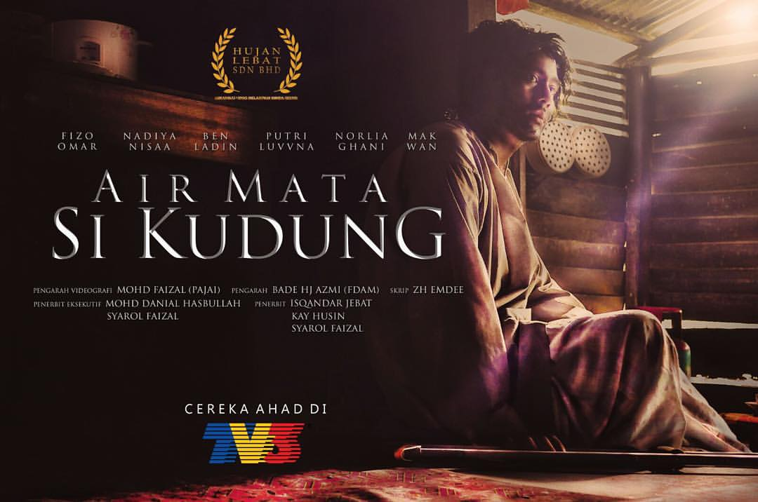 Tonton Air Mata Si Kudung Telemovie