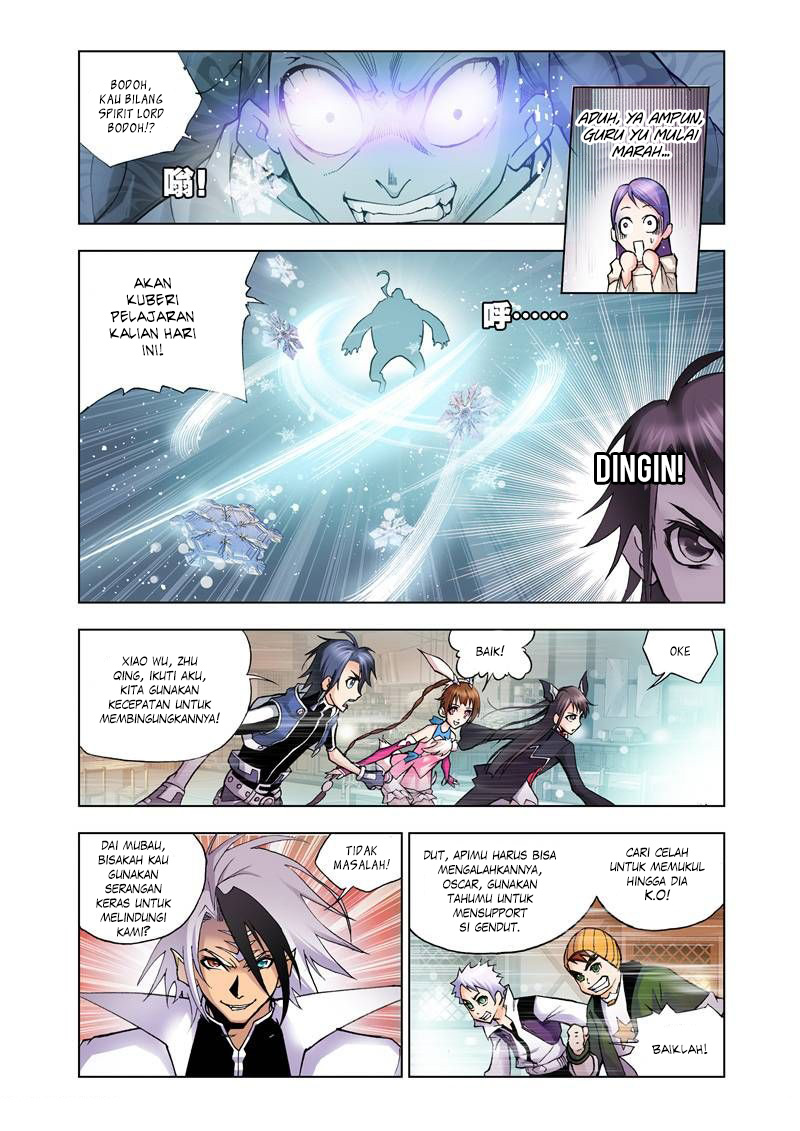 Soul Land Chapter 21