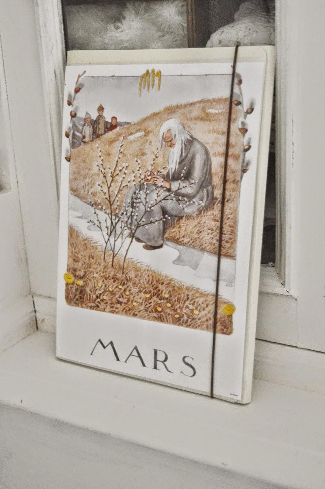 MARS månad
