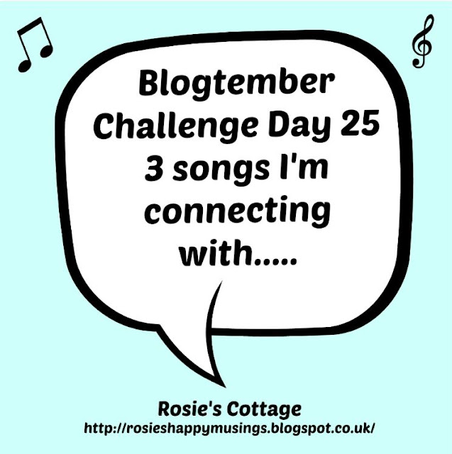 Blogtember Day 25 Music