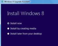 Installazione pulita Windows 8