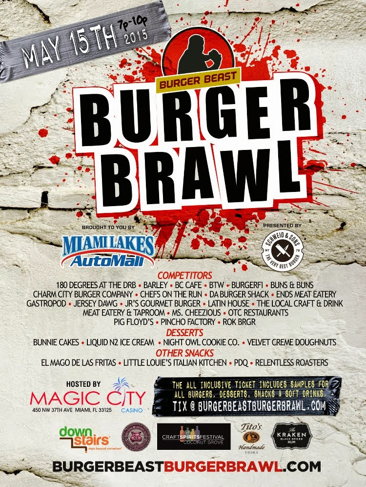 Burger Brawl '15