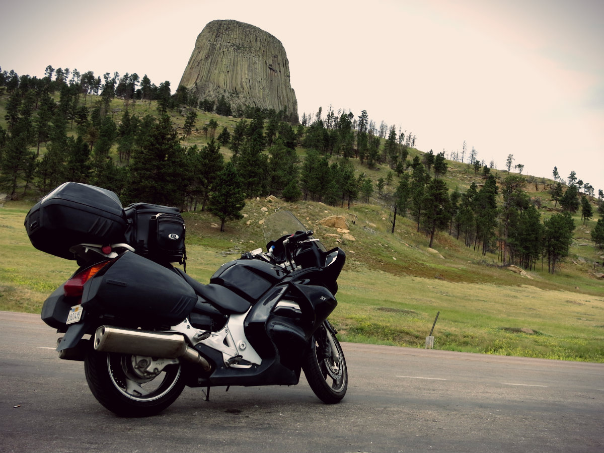 devil's tower motorcycle