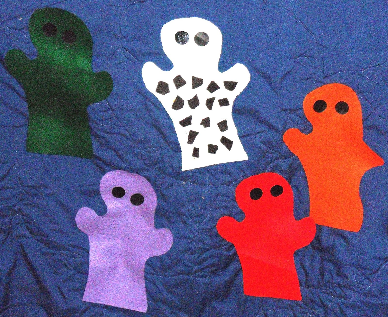 beyond the book storytimes the chocolate chip ghost and other