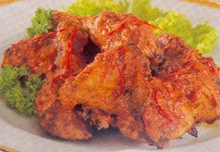Resep Masakan Ayam Rica-Rica Manado