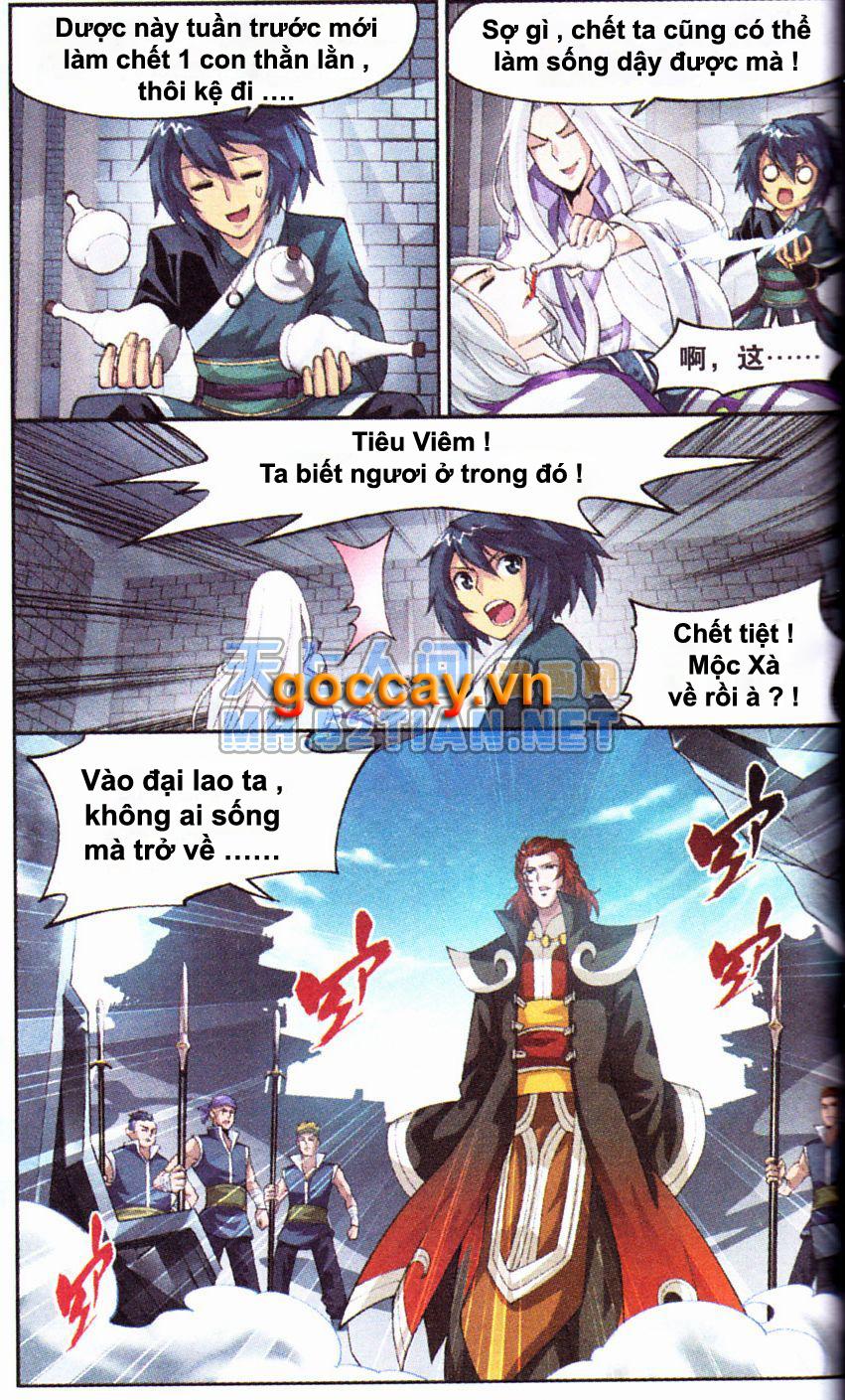 Đấu Phá Thương Khung chap 32 page 4 - IZTruyenTranh.com