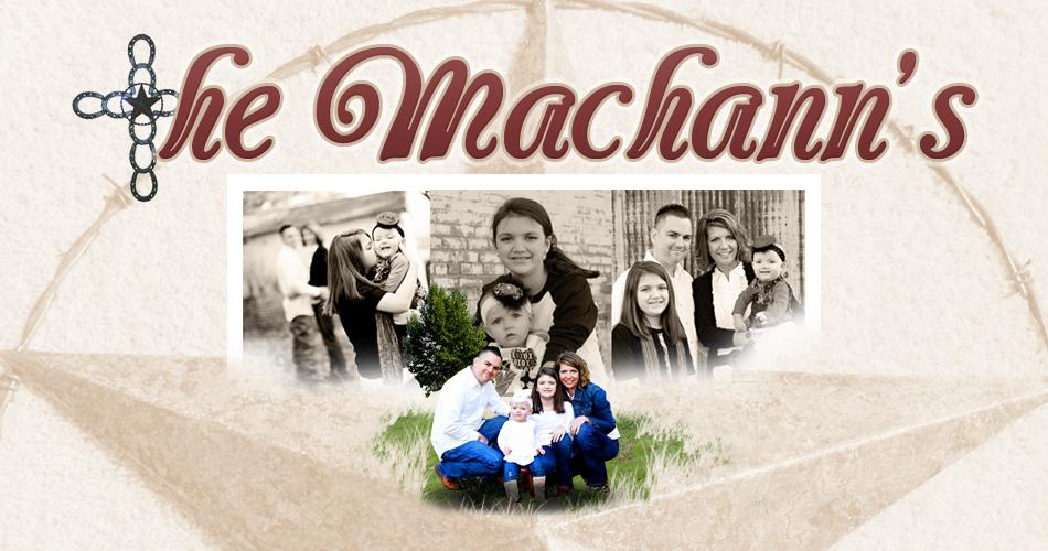 Machann Family