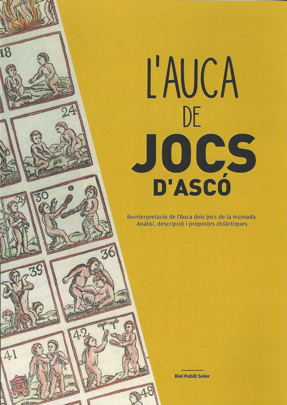 L'auca de jocs d'Ascó