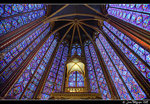Tecnologia e arte dove la scienza si fonde con la - Finestre circolari delle chiese gotiche ...