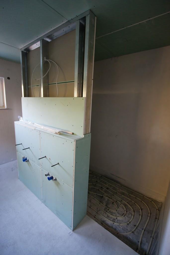 Toll Tag 134: Trockenbau Im Badezimmer