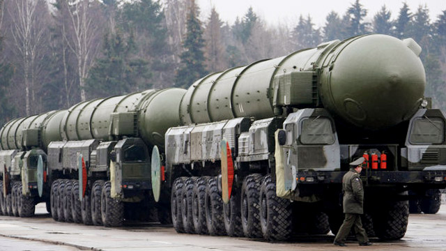 Nuklir Rusia Satu-satunya Senjata yang Mampu Hancurkan AS