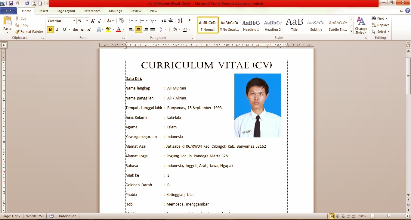 Cv ms office hatchurbanskript cv ms office yelopaper Images
