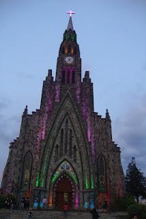 Igreja Matriz de Canela - RS