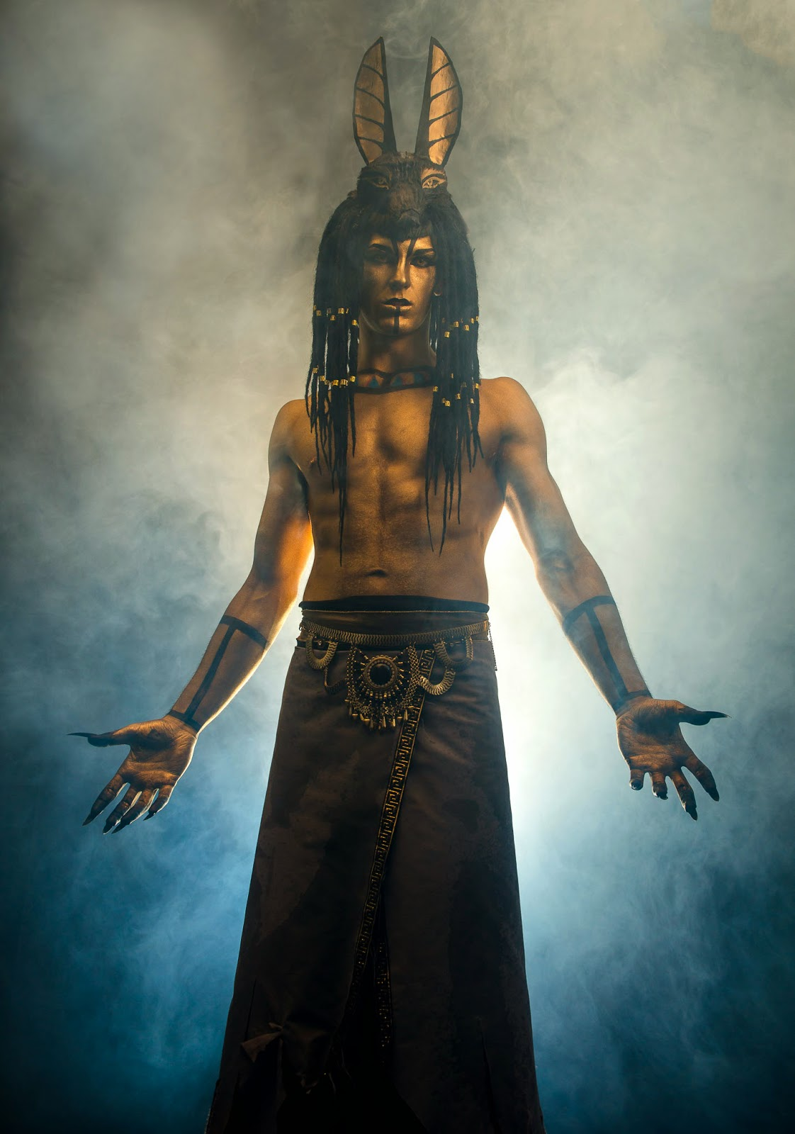 Anubis Travis Longmore Photography