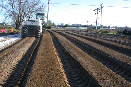 soil stabilization and compaction methods of construction