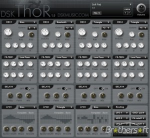 DSK ThoR - DSK Plugins Free