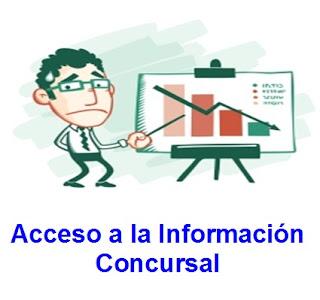 Acceso a la Información Concursal