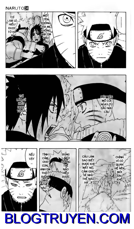 Naruto chap 307 Trang 9 - Mangak.info