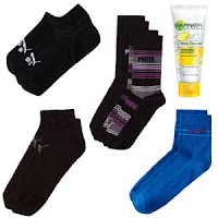 Buy Puma or Levis Men's Socks 70% off from at Rs. 44 :buytoearn