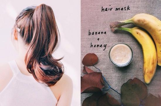 5 công thức tuyệt hay giúp khắc phục tóc khô