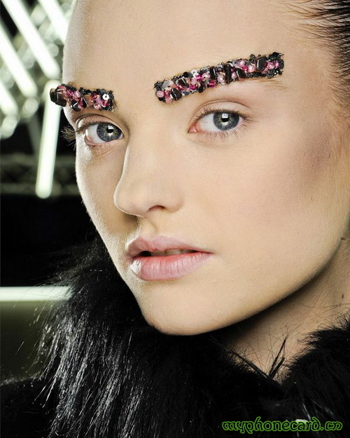 Chanel Eyebrow Jewelry Jewelry Making Supplies New York City