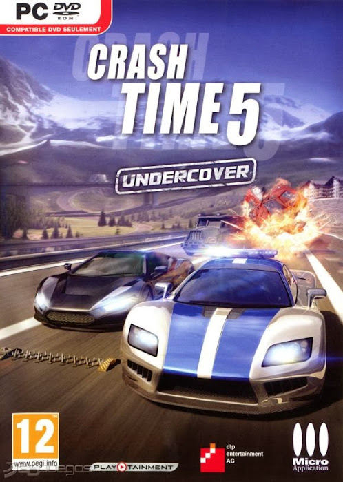 Crash Time 5: Undercover Tek Link Full Oyun İndir