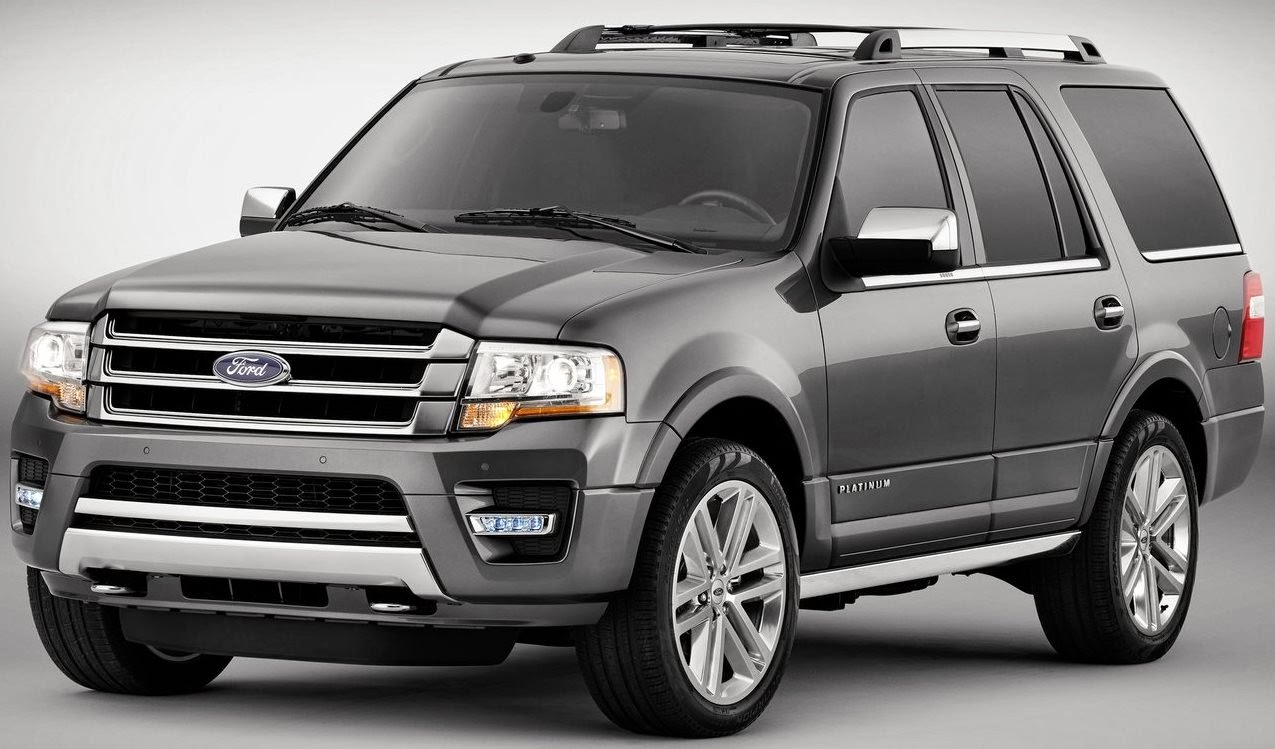 Ford Expedition Facelift