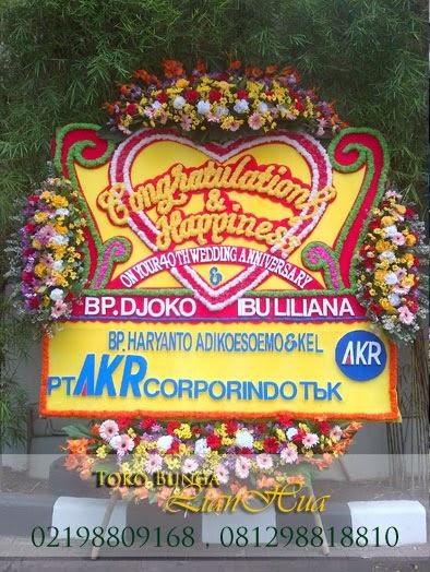 toko bunga di serpong, karangan bunga duka cita, karangan bunga happy wedding