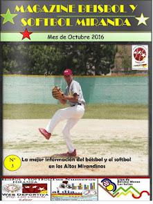 Magazine Beisbol y Softbol Miranda