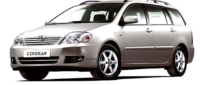 2004 Toyota Corolla Service Manual And Wiring Diagram