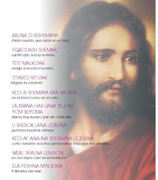 ~♥~ Padre Nuestro en Arameo
