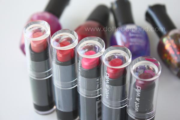Wet n Wild haul lipstick