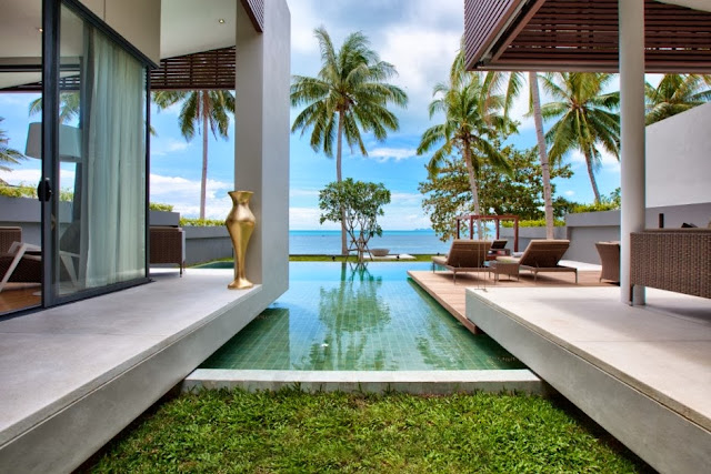 Mandalay Beach Villas, Thailand