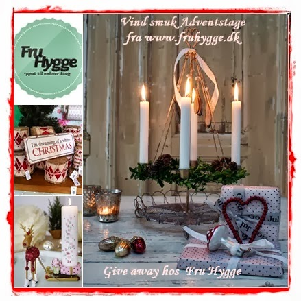 Give Away her hos Fru Hygge