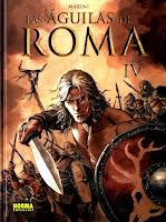 Actualización 18/12/2015: Las Águilas de Roma. Se agrega el Tomo 4 de Las Águilas de Roma, gracias a XYZ del CRG